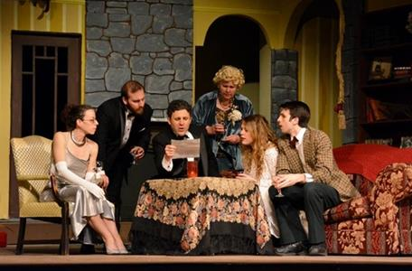 LCT presents Ken Ludwig's The Game's Afoot