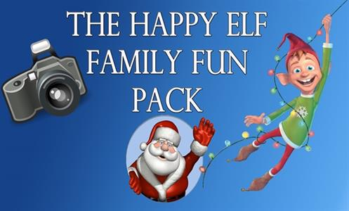 The Happy Elf Family 4 pack Special!