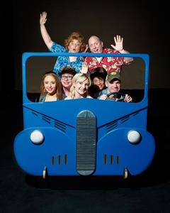 Opening this Saturday! The Great American Trailer Park Musical