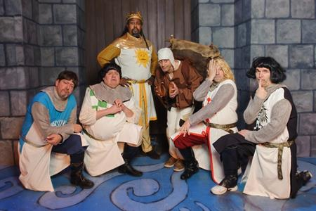 Spamalot Press Release