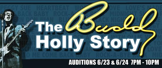 The Buddy Holly Story AUDITIONS