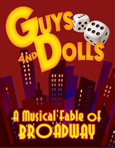 GUYS & DOLLS - Gearing Up for Opening Night