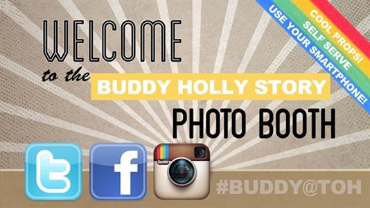BUDDY Insta-photo booth!