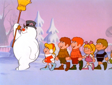OPEN AUDITIONS for Children & Adults - FROSTY the SNOWMAN
