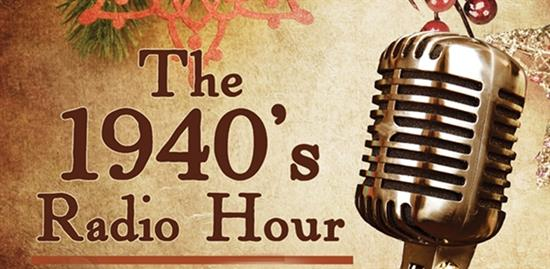 OPEN AUDITIONS - 1940's Radio Hour