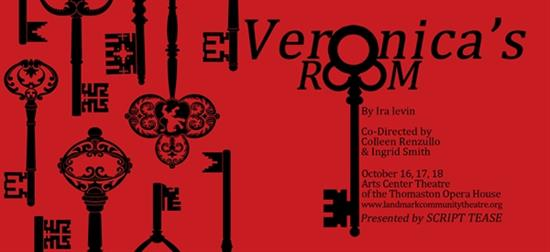 Open Auditions - VERONICA'S ROOM