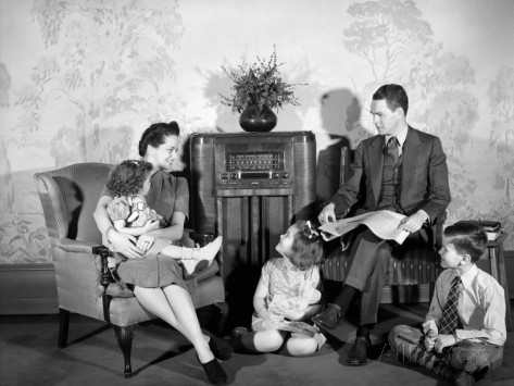 The 1940's Radio Hour video promo