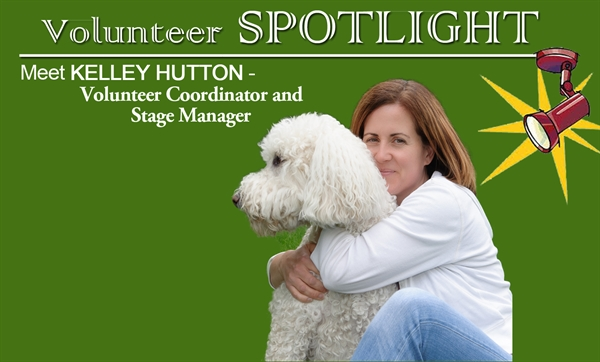 Volunteer Spotlight ~ Kelley Hutton