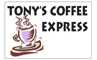 Tony's Coffee Express
