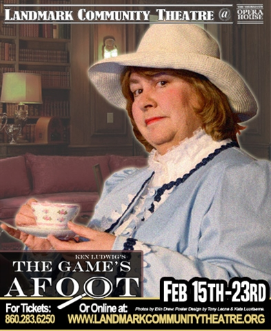 Martha Gillette Character Interview for The Game's Afoot