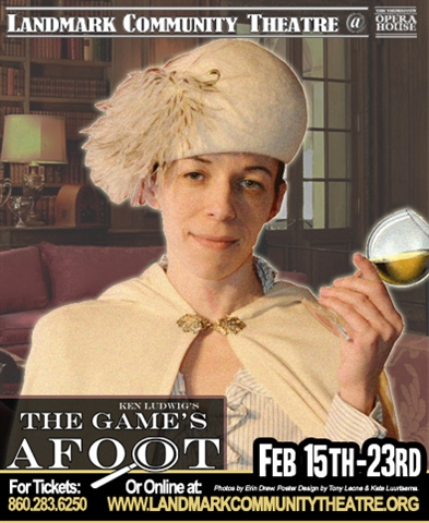 Madge Geisel Character Interview for The Game's Afoot