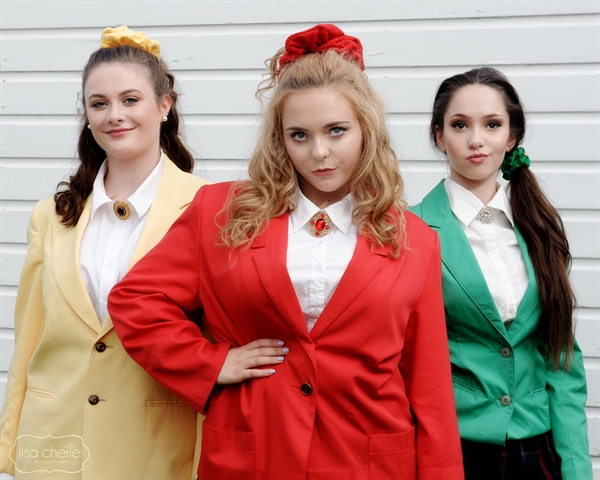 Heathers, the musical Press Release